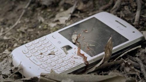 """Still from """"Survival"""" -  a short film shot in 2014"""