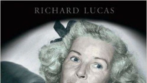 """The book """"Axis Sally: The American Voice of Nazi Germany"""" by Richard Lucas"""