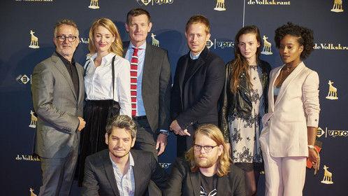 Hotwax premiere NFF2015. The Cast, Director HE Kraan and Scenarist  Frans Pootjes