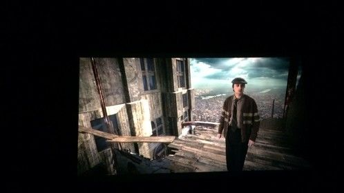 Anxious Oswald Greene plays in Stage 32's Raindance Short Film Program 2/4   @OswaldGreene