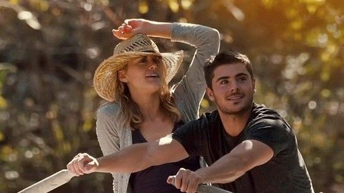 The Lucky One (2012)  Dir: Scott Hicks Stars: Zac Efron, Taylor Schilling, Blythe Danner, Riley Thomas Stewart  A Marine travels to Louisiana after serving three tours in Iraq and searches for the unknown woman he believes was his good luck charm during the war.  Click here to watch for free: http://www.watchfree.to/watch-204ec3-The-Lucky-One-movie-online-free-putlocker.html