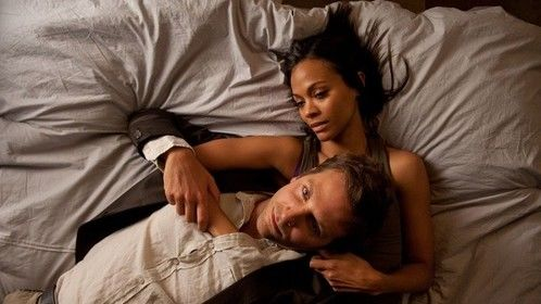 The Words (2012)  Dir: Brian Klugman, Lee Sternthal Stars: Bradley Cooper, Dennis Quaid, Olivia Wilde, Zoe Saldana  A writer at the peak of his literary success discovers the steep price he must pay for stealing another man's work.   Watch it here: http://www.watchfree.to/watch-29c129-The-Words-movie-online-free-putlocker.html