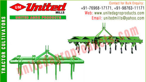 Tractor Cultivators manufacturers exporters in india