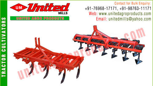 Cultivators manufacturers exporters in india
