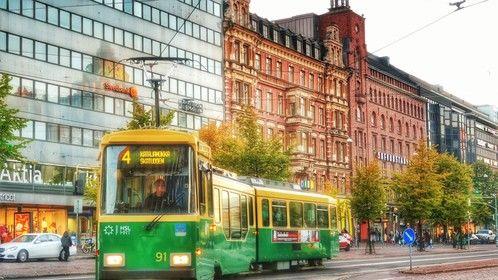 Tram No. 4
