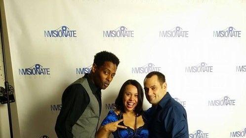 Nvisionate Studios (Burbank, California) film screening & party