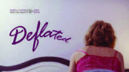 """Poster for short film """"Deflated"""""""
