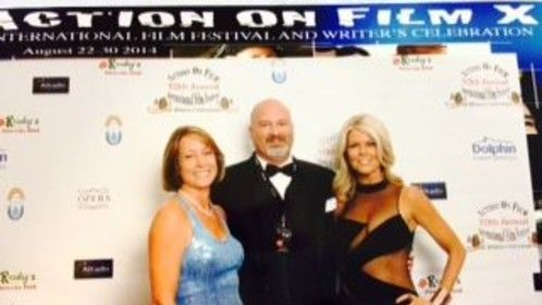 Red Carpet of Action on Film Awards with Tracey Birdsall