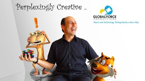 Global Force Productions is Perplexingly Creative