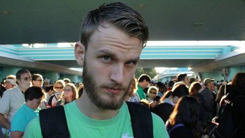 Beard and Short Hair