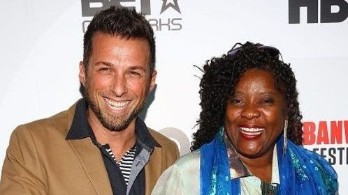 with Loretta Devine at the 1440 and Counting New York premiere.