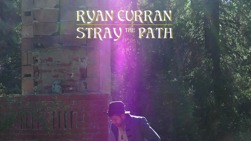 Cover for debut E.P. Stray The Path