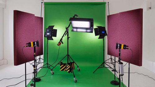 WEST LONDON STUDIO a Video Studio for hire in West London