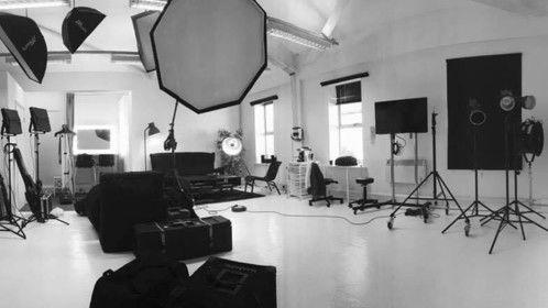 Behind the scenes at WEST LONDON STUDIO