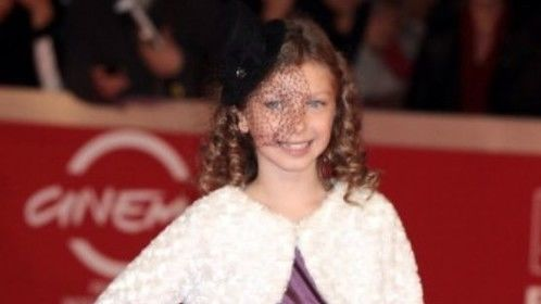 Me at the 6th annual Rome film festival for Little Glory