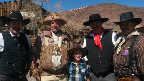 Group shot with my fellow reenactors