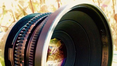 Zeiss Planar T2 50mm Cine Prime.