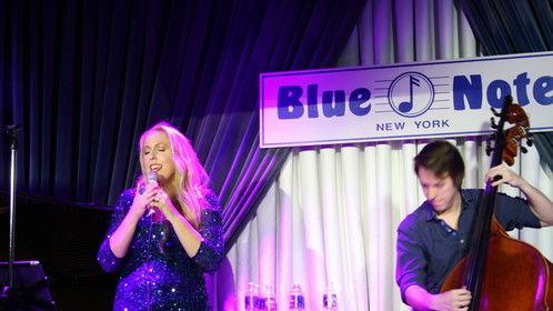 Live at the Blue Note New York Photo Credit Christine Vaindirlis