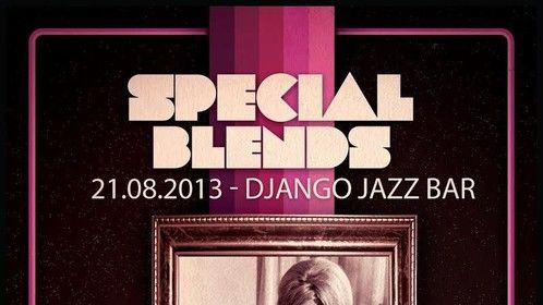 Resident DJ on Wednesdays at Django's Jazz Club Valletta, Malta - EU - Summer 2013 Event Posters.  https://www.facebook.com/Django-Jazz-Bar-130891670429882/