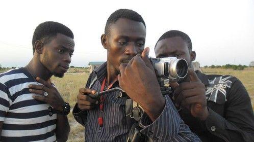 24Hour Film Race-Ghana Crew