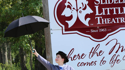 Mary Poppins flies into Slidell Little Theatre.