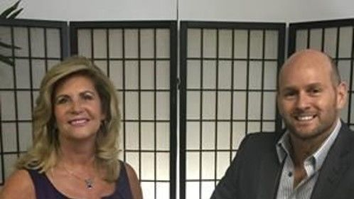 """Tune in tonight to watch Best Selling Author, Certified Life & Relationship Coach - Riana Milne Interview critically acclaimed author of """"Wing Man"""" Rich Celenza on her TV show, Lessons in LIFE & LOVE on WRPBiTV. Airs tonight at 7:30 pm EST. They will be discussing what they believe men & women want in relationships. www.wingmanthebook.com www.rianamilne.com"""