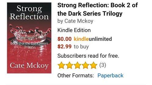 The Dark Series Trilogy