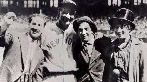 The Iron Horse and the Marx Brothers