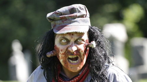 John Migliore (Stage 32) playing Tom Zombie