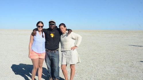 10 Day Namibia safari.