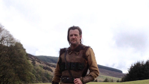 Michael Joseph Cloke on VIKINGS