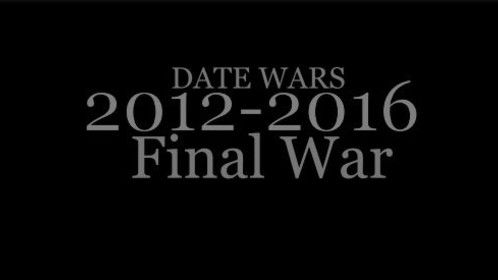 about to start filming my last date wars short film .