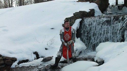 Horde warrior...
