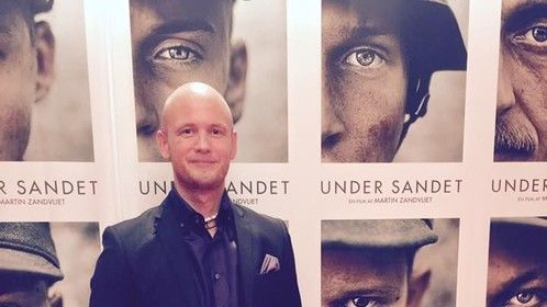 """Premiere """"Under Sandet (Land of Mine)"""""""