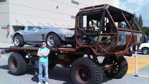 Fast Five (2011) props