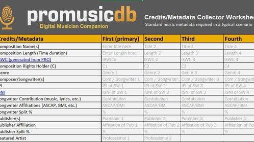 Digital Music Companion