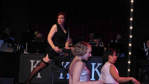 Cabaret - My facial expression is a bit concerning! ;-)