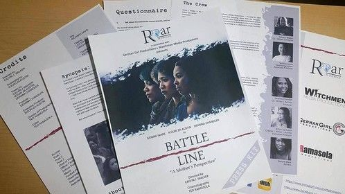 Press Kit for Battle Line: A Mother's Perspective