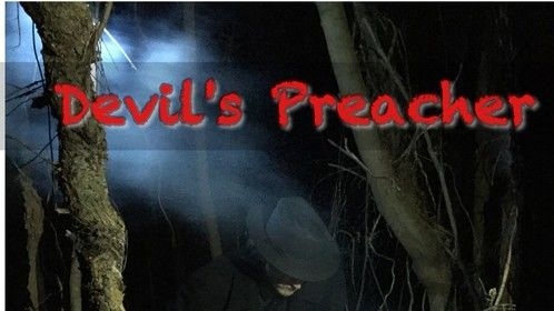 """Devil's Preacher"" poster"