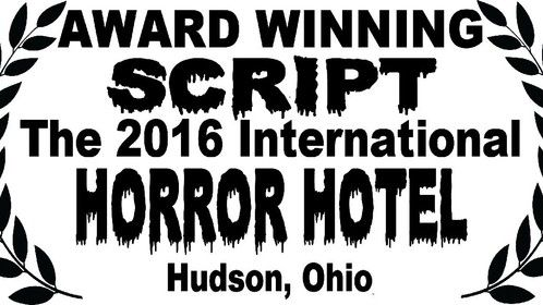 Just won first place in horror comedy in the International Horror Hotels Film fest with my script Hipster Z.