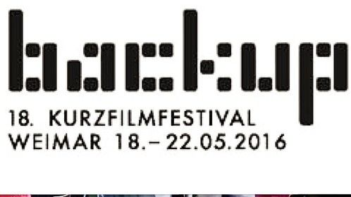 Our next film screening will be in Weimar, Germany for the Backup Film Festival  You can catch our film on May 21st!