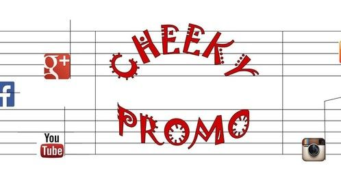 Cheeky Promo is a music promoter in SW London, UK  Cheeky Promo helps musicians make connections. We especially love promoting composers, pianists, accompanists, drummers and teachers. We also love learning about and promoting other music startups.  http://www.cheekypromo.com/CheekyPromo/index.html  https://twitter.com/CheekyPromo / http://instagram.com/cheekypromo / https://soundcloud.com/cheekypromo