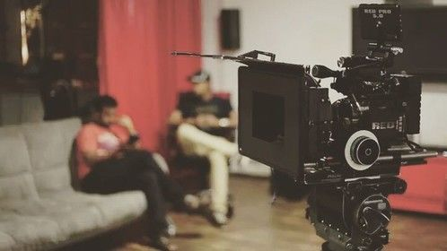 Shooting on RED EPIC for Commercial.