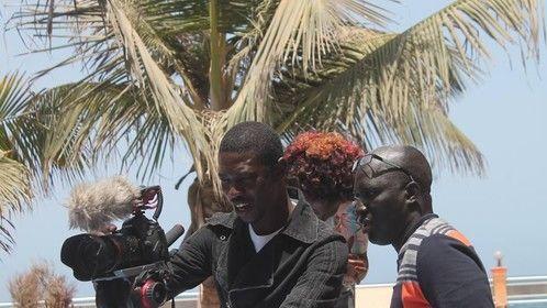 tournage du film INDULGENCE un film de Mbaye Maniang Diagne