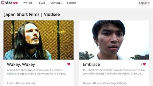 """Following """"Embrace"""",  another vintage short """"Wakey, Wakey"""" was selected by Asian short film platform Viddsee. https://www.viddsee.com/video/wakey-wakey/lpx59"""