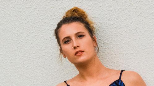 Portrait of Leah by Khadijat Yussuff