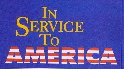 In Service to America is a history of Women In the Military that was shown on Public Television stations nationwide.