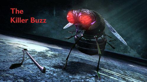 The Killer Buzz animated short