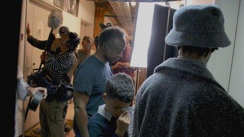 Peach Pie (narrative short, drama, 2016) by Roberto Mighty, Director/Screenwriter, Cinematographer/Editor.