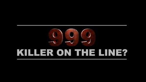 999: Killer on the Line? series title logo.